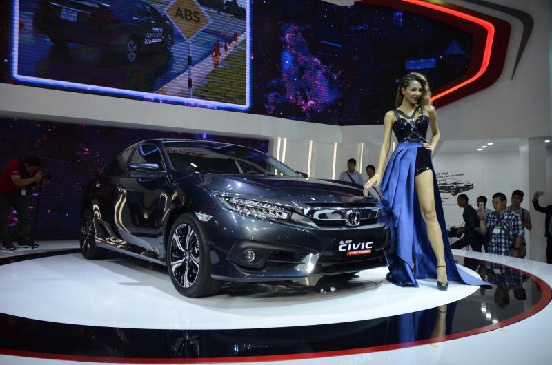 Tổng quan gian hàng Honda tại VMS: Những mẫu xe hiện đại đầy quyến rũ 2