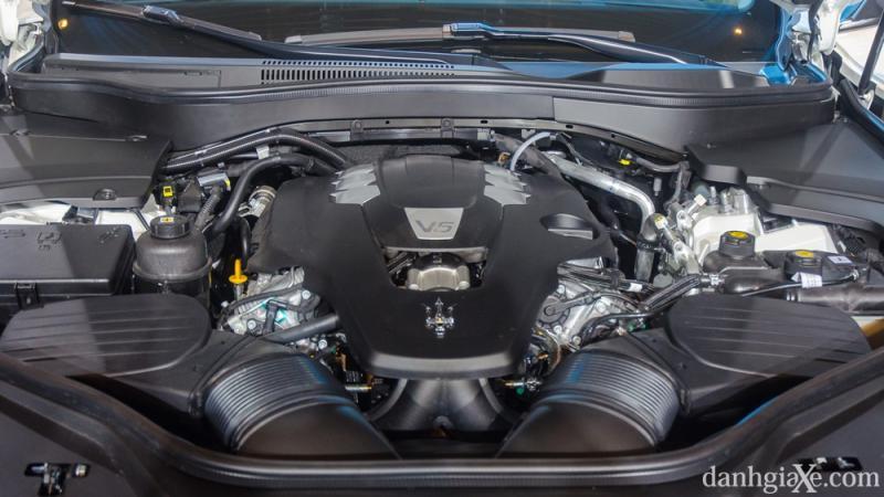 Đánh giá xe Maserati Levante 2017 mới ra mắt tại Việt Nam